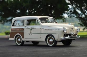 1952 Crosley Model CD two-door