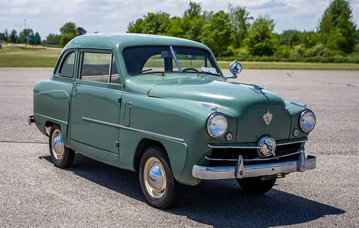 1952 Crosley Model CD two-door sedan