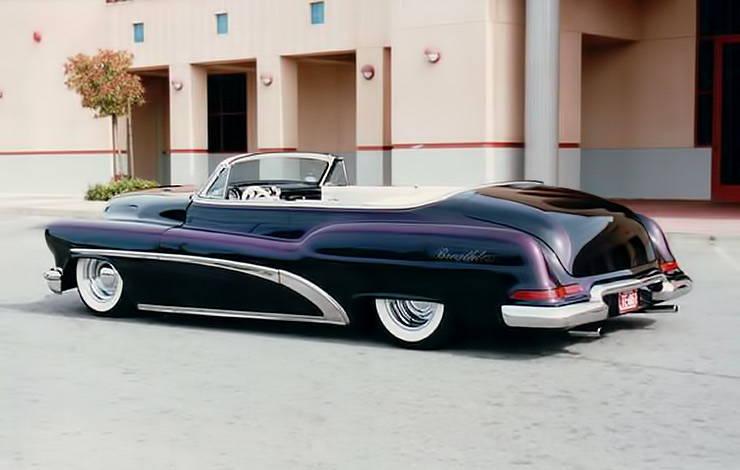 1953 Buick Breathless left rear