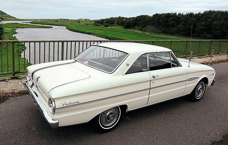 1963 Ford Falcon Sprint rear