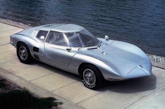American Concept Car - Chevrolet Corvair Monza GT