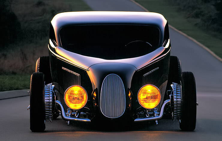 1933 Ford Coupe TRACKSTAR
