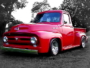 1953 Ford F-100 Old Red