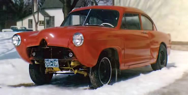 1951 Henry J gasser