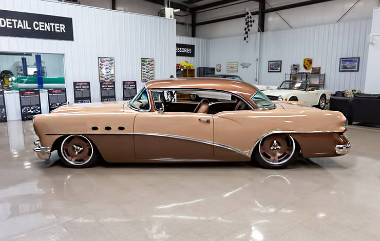 1954 Buick Special AKA G54 by Troy Trepanier left side