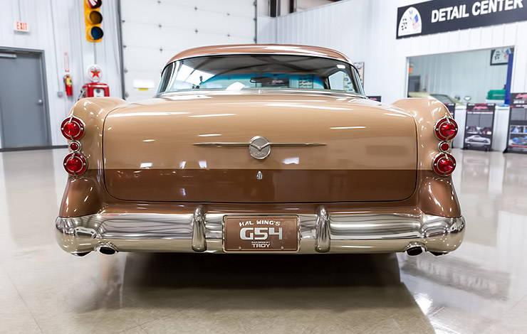 1954 Buick Special AKA G54 by Troy Trepanier rear end