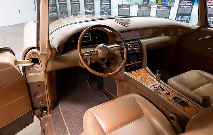 1954 Buick Special AKA G54 interior
