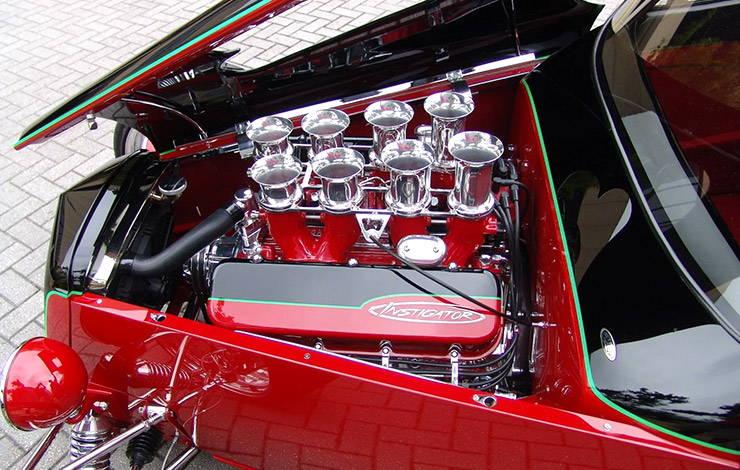 509 cubic inch 700hp ZL1 V8 in Chevy Instigator