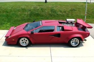 Pro Street Lamborghini Countach