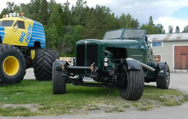 The Crocodile truck