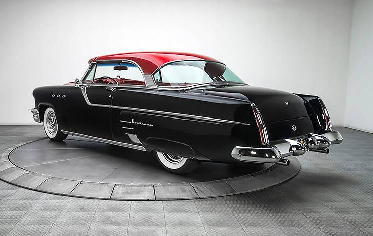1953 Mercury Monterey hot rod rear end