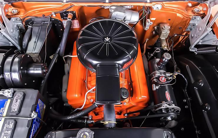 1957 Chevrolet Bel Air 283ci V8 engine