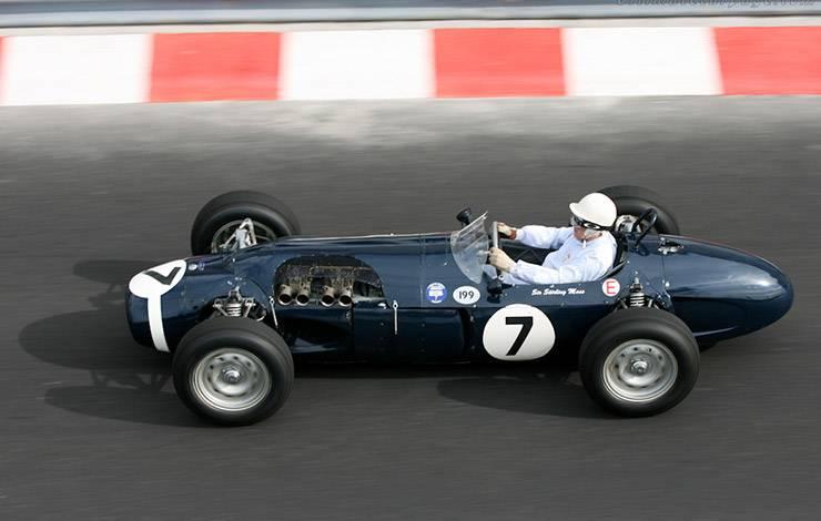 Ferguson P99 AWD Formula 1 racecar