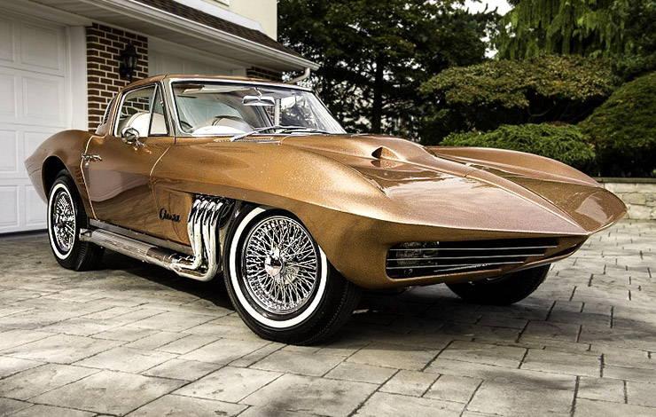 1963 Chevrolet Corvette Asteroid